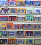 Alfabetiske butikker i X dimensioner