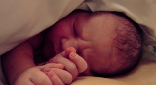 Lille My født 22. Marts 2008 klokken 19.52, Vægt 3480 længde 53 cm
