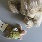 1. Skildpadde og min bamse